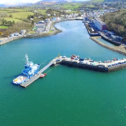 Bantry Harbour Marina Officially Opened